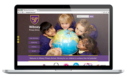 Wibsey Primary School website